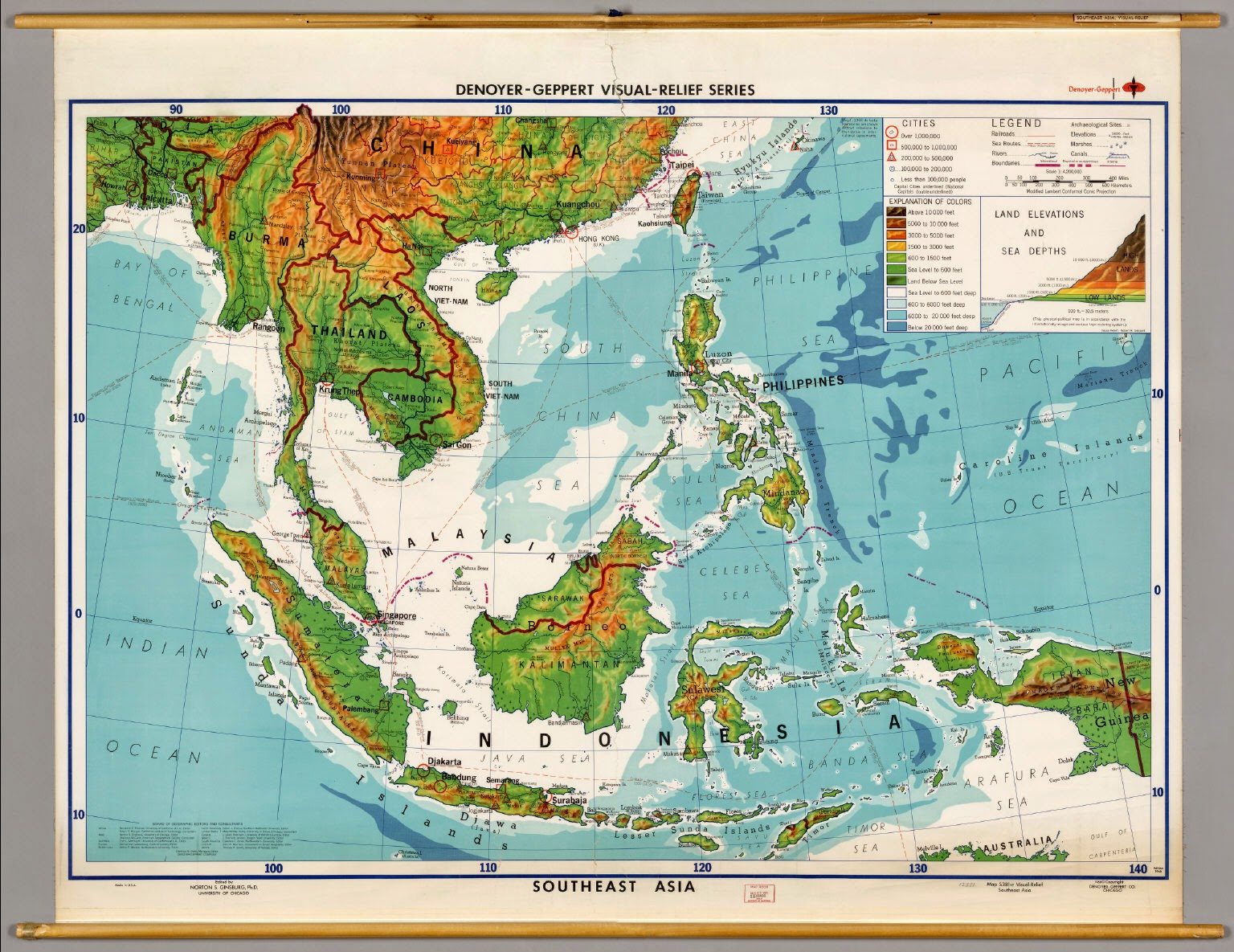 Picture of: Relief Map Se Asia New Naratif