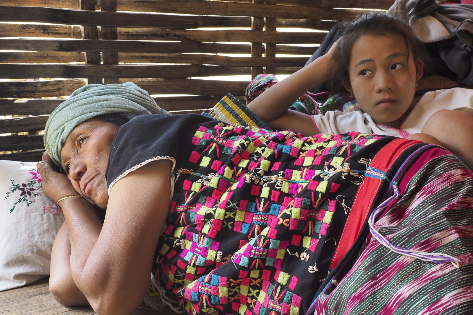 Naw Ha Mya From Yay Ko Loder Village In Myanmar - New Naratif
