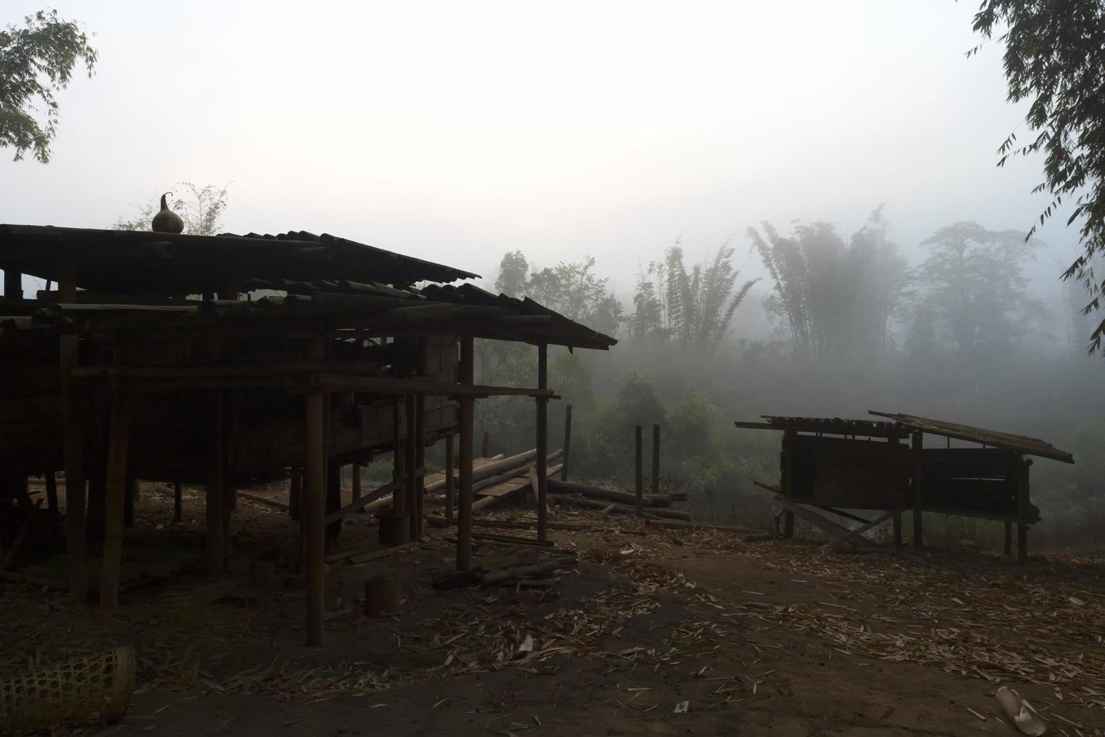 Abandoned Lu Koh Village In Myanmar - New Naratif