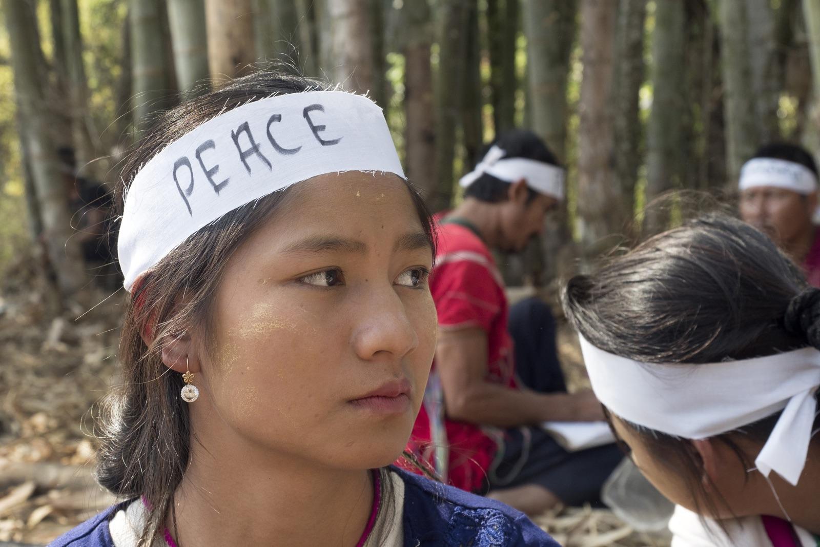 Displaced Residents Of The Animist Lu Koh Village - New Naratif
