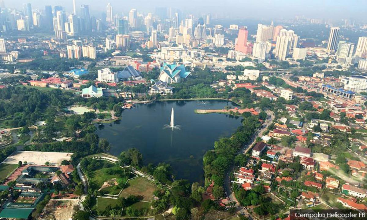 Titiwangsa In Malaysia - New Naratif