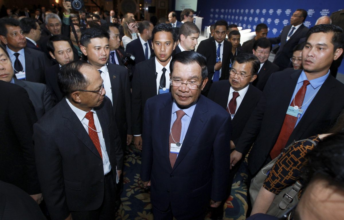 Hun Sen - New Naratif