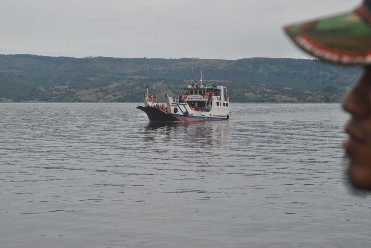 Lake Toba - New Naratif