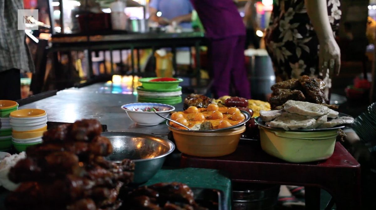 Saigon Street Food - New Naratif