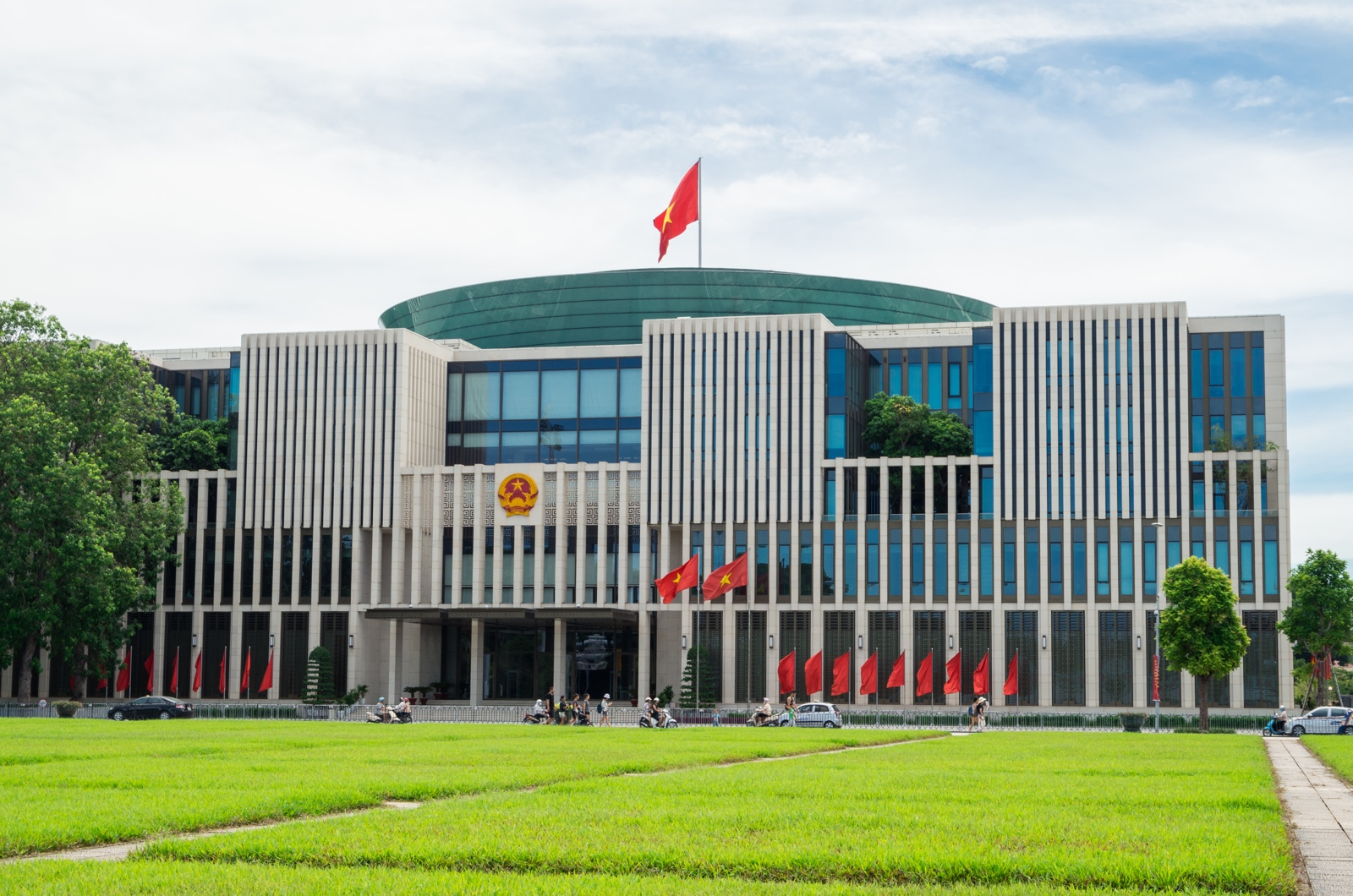 National Assembly of Vietnam - New Naratif