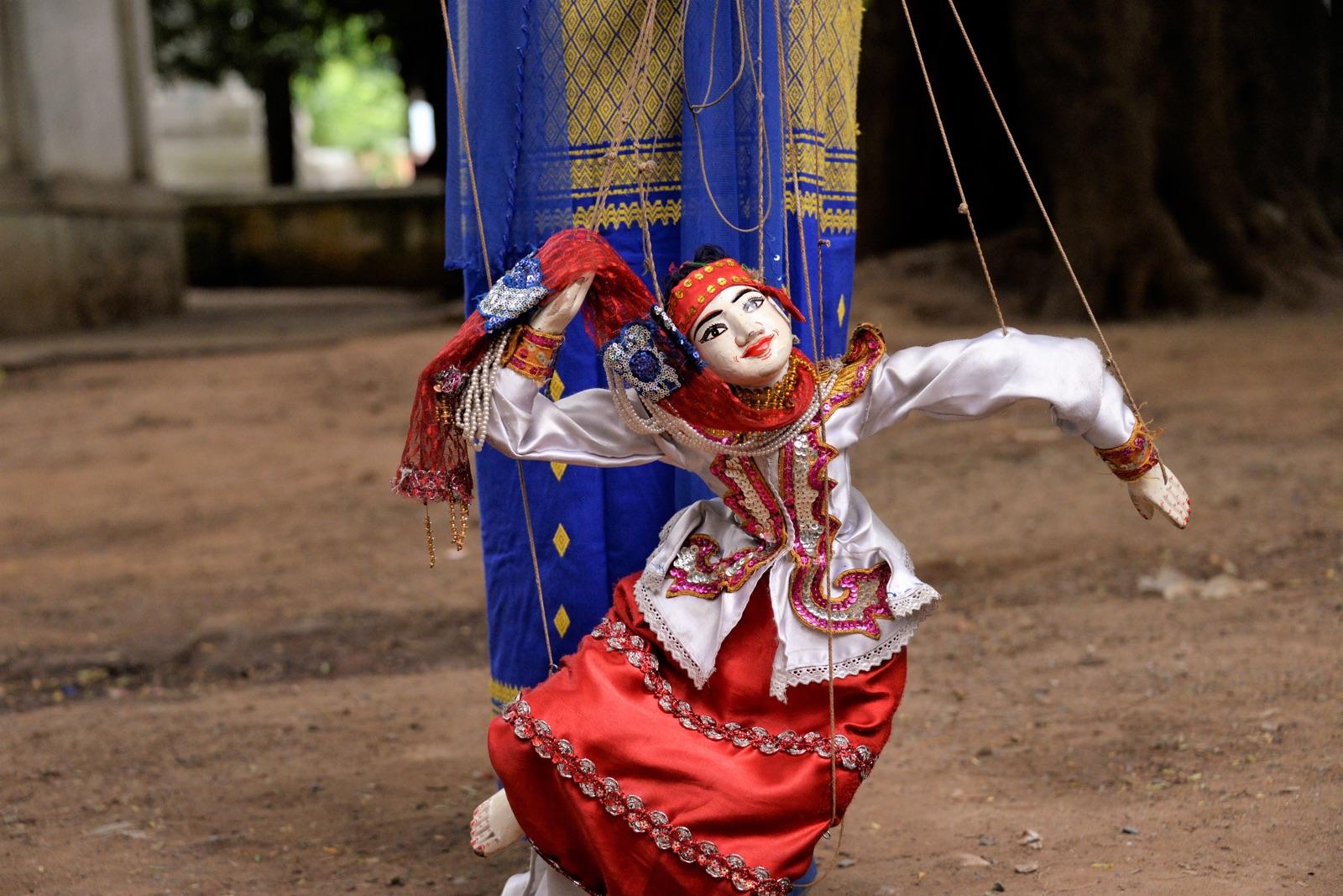Myanmar Marionette Puppets (16) - New Naratif