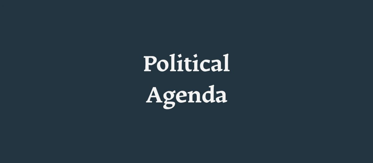 Political Agenda - New Naratif