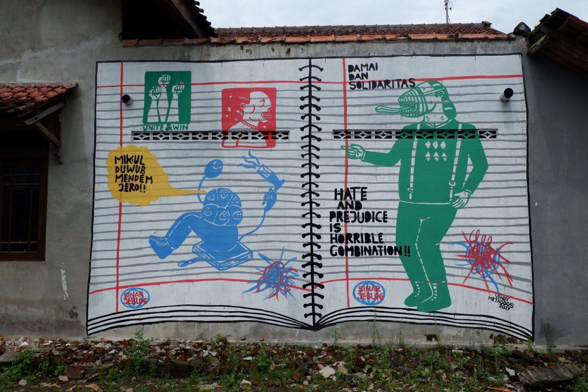 Mural - New Naratif