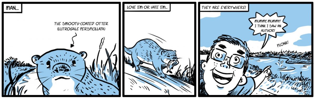 An Otter's Tale - New Naratif