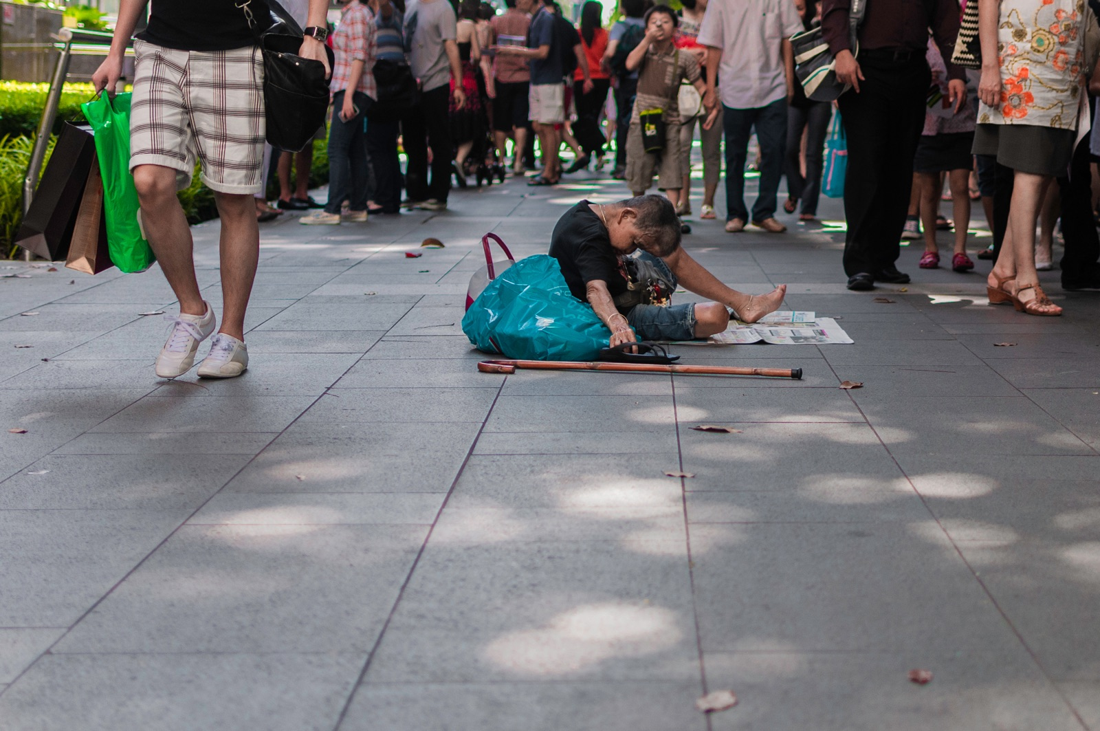 Urban Poor in Singapore - New Naratif