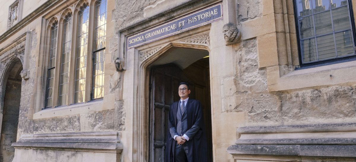 PJ Thum at Oxford - New Naratif
