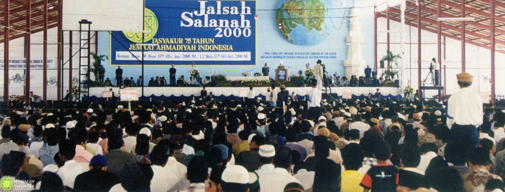 Jalsah Salanah - New Naratif