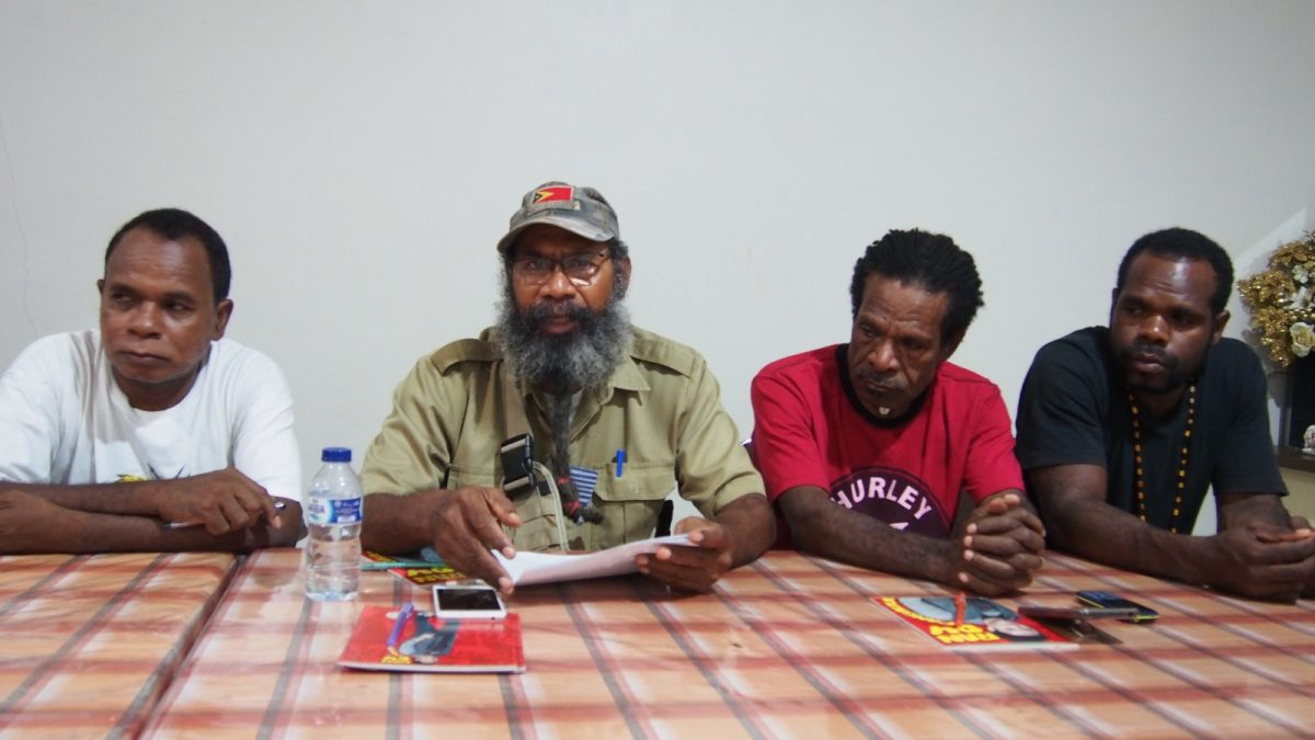Papuan Political Prisoners - New Naratif