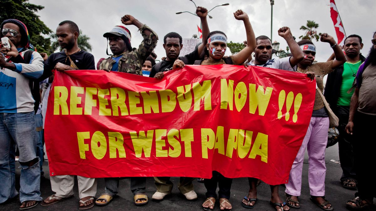 Papuan Students Protest - New Naratif