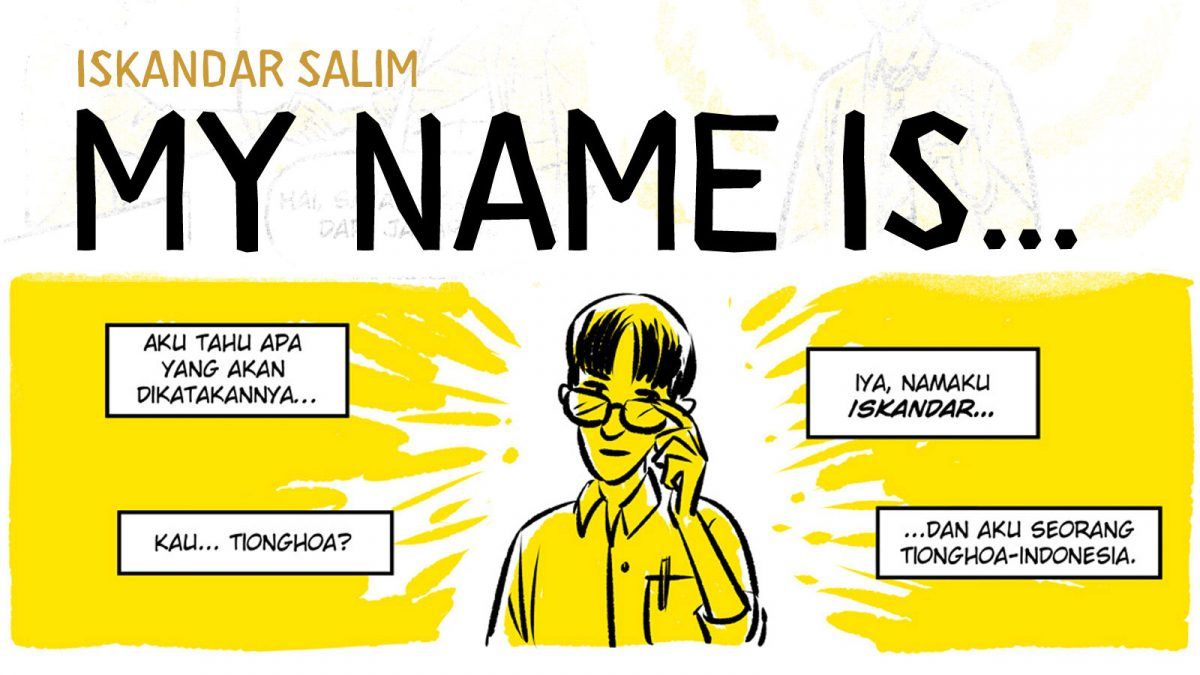 My Name Is... - New Naratif
