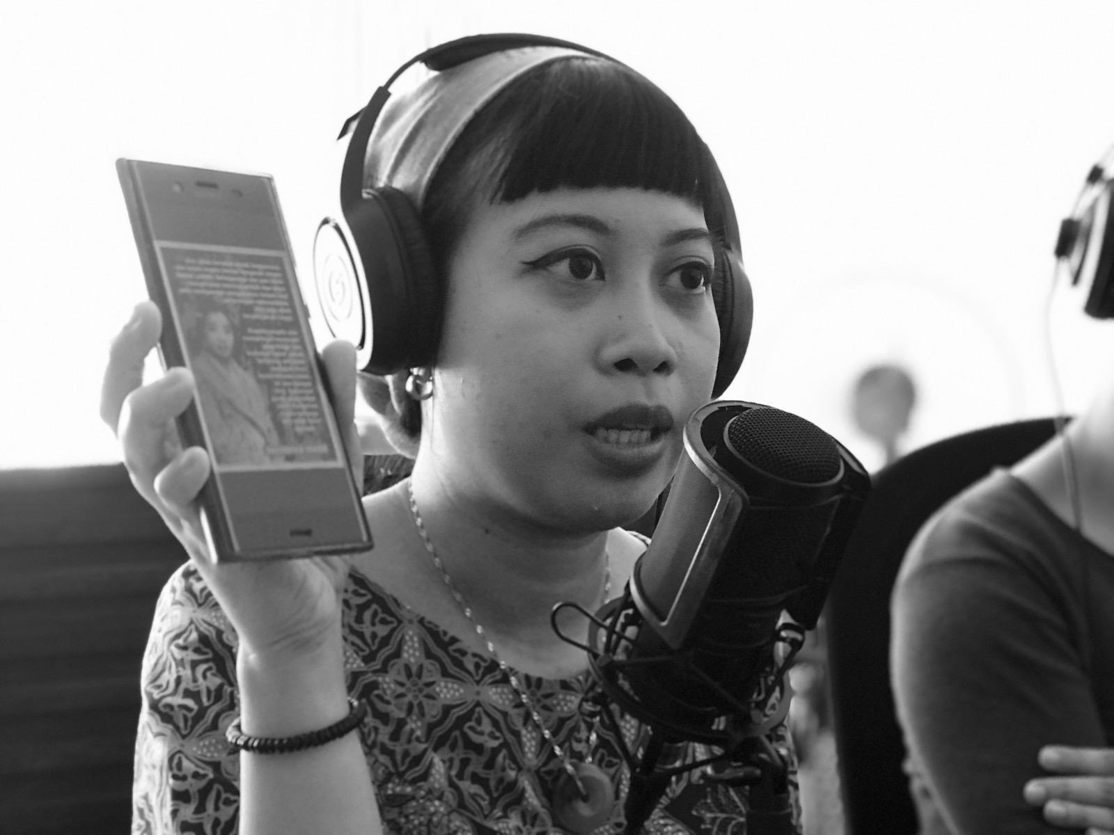 Nurul Fadiah Johari - New Naratif