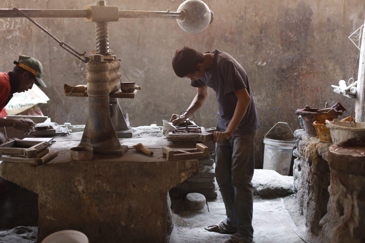 Tile-Making in Cambodia - New Naratif
