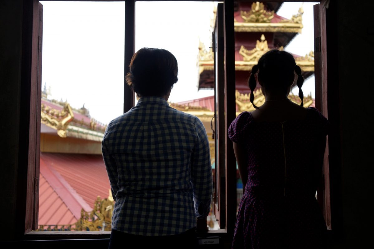 Trafficking in Myanmar - New Naratif