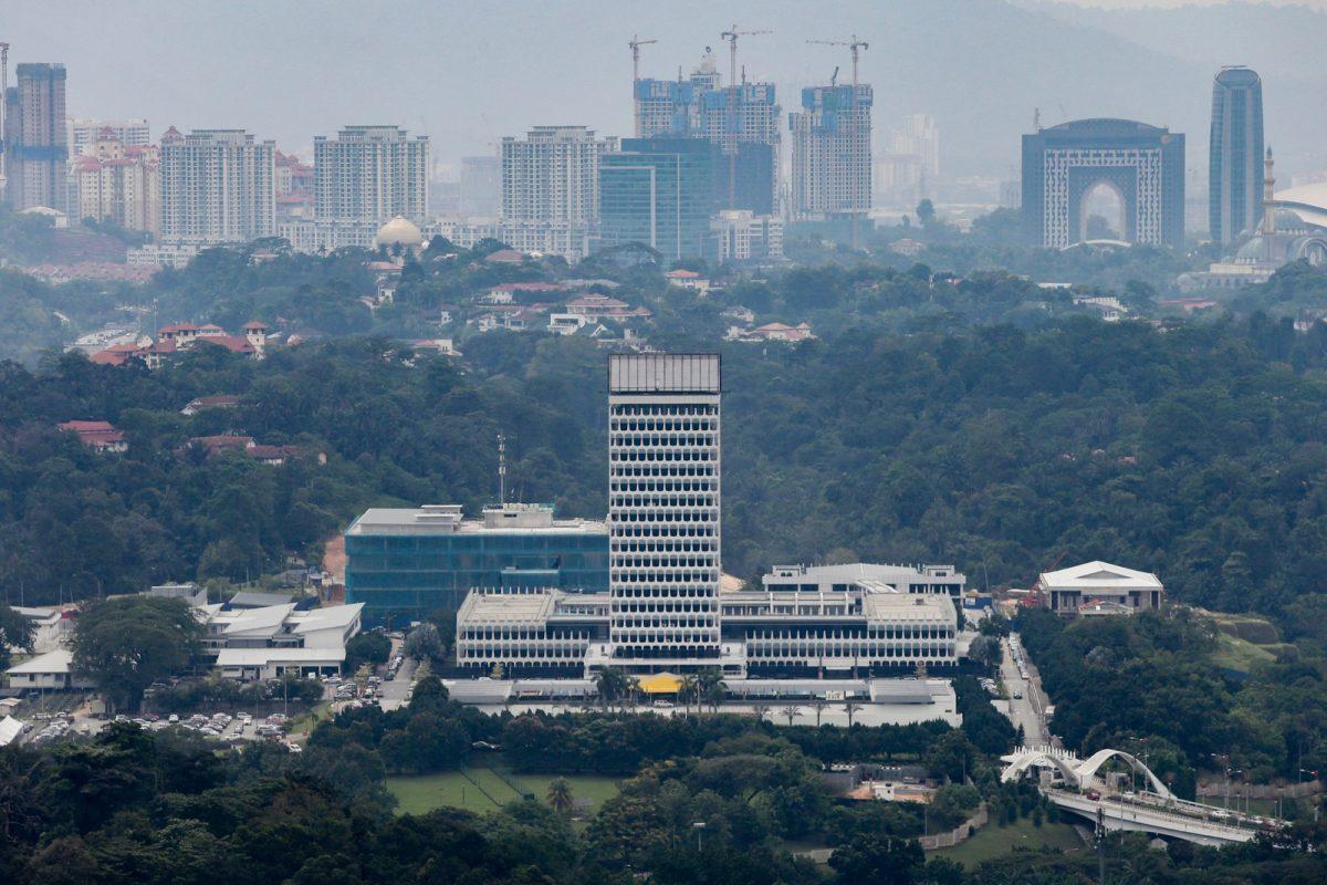 Malaysia Parliament - New Naratif