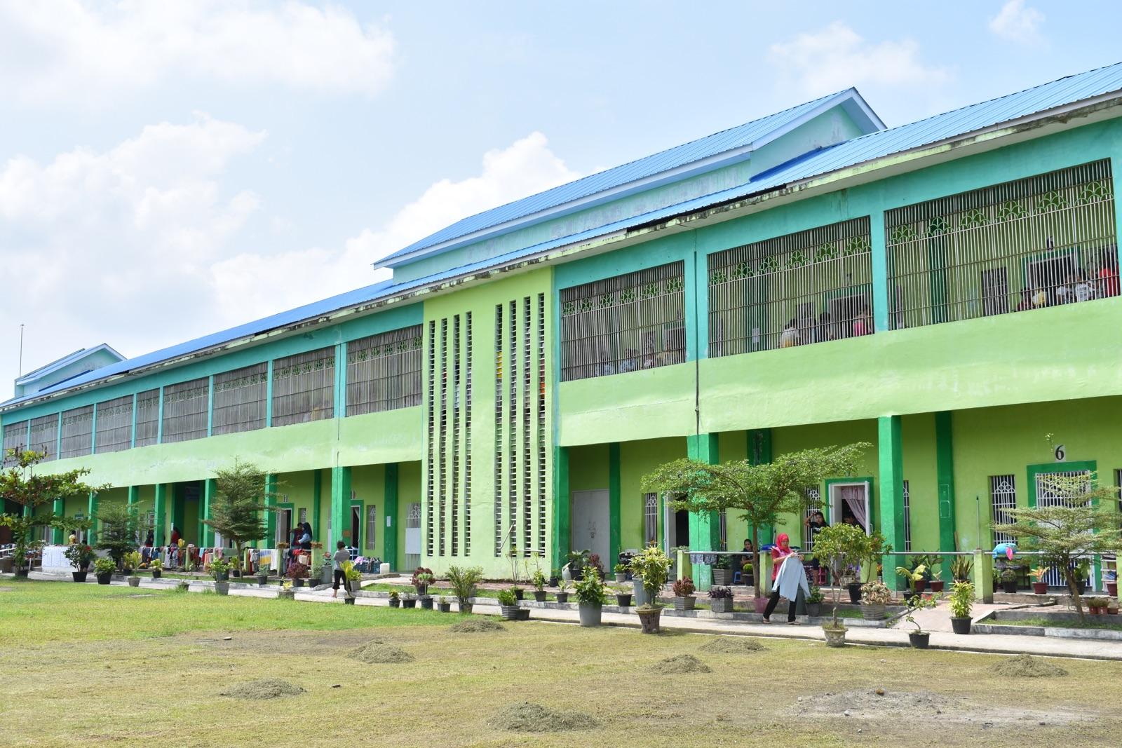 Tanjung Gusta Women's Prison - New Naratif