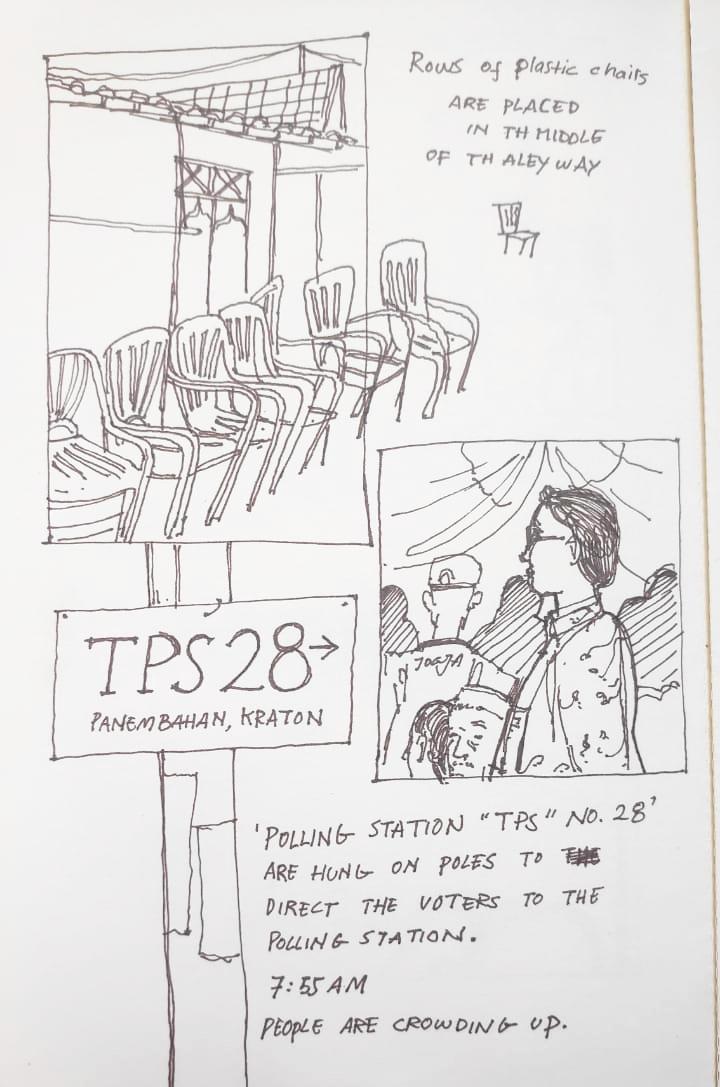 Indonesian Election in Yogyakarta - New Naratif