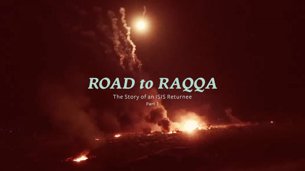Road to Raqqa - New Naratif