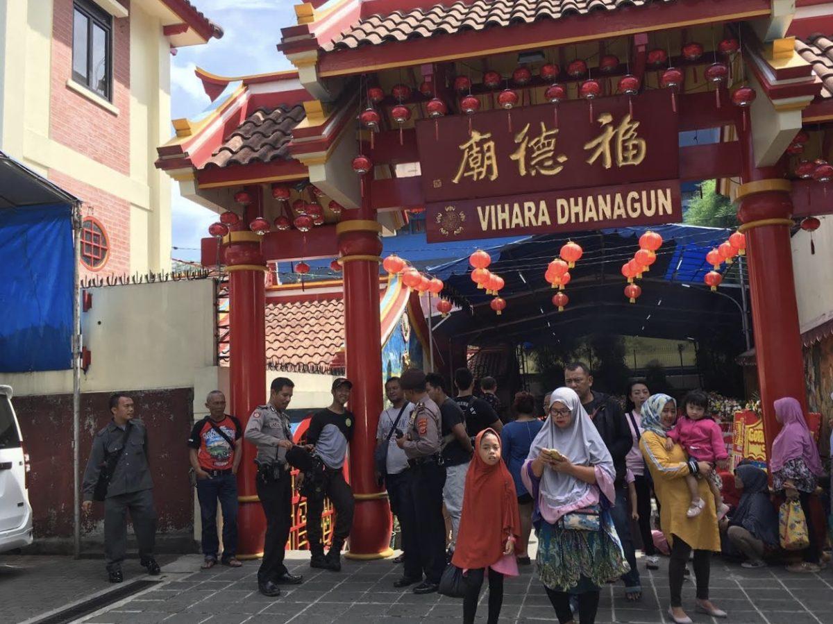 Pan Kho Bio Temple - New Naratif