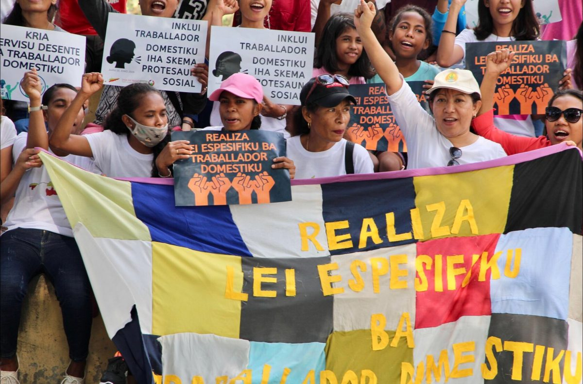Domestic Workers in Timor Leste - New Naratif