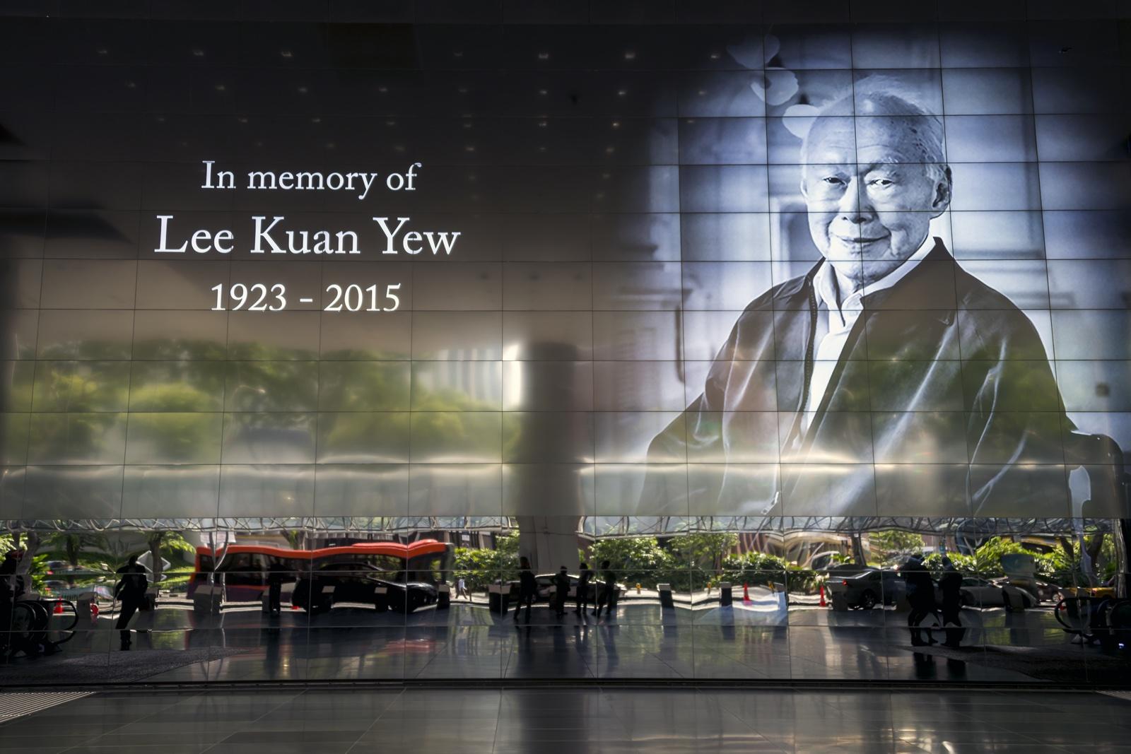 Lee Kuan Yew - New Naratif