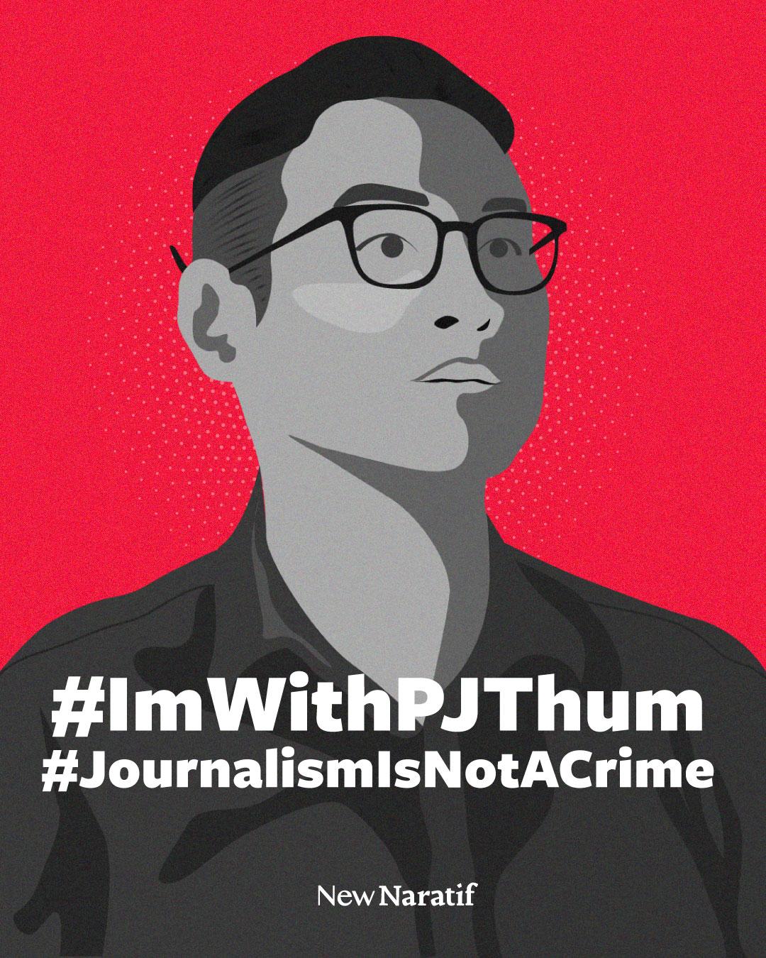 I'm with PJ Thum #I'mWithPJThum